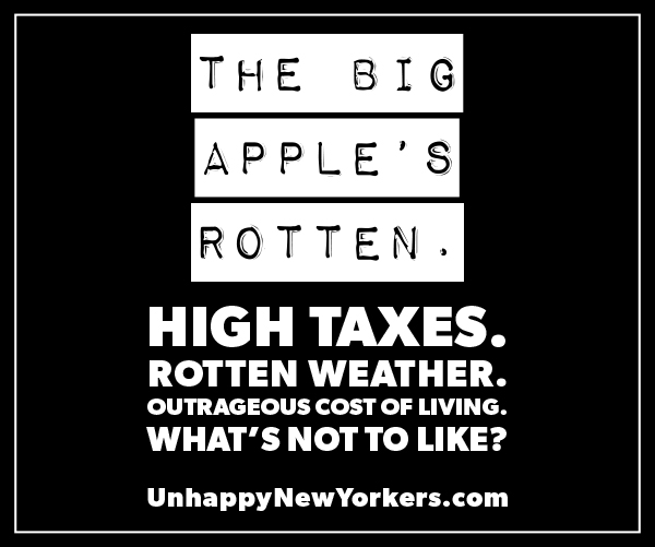 Big Apple's Rotten